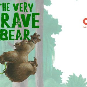 The Very Brave Bear - Read-Along Audio Book