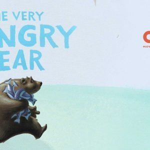 The Very Hungry Bear - an AMEA Read-Along in English