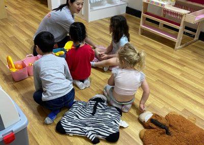 Mandarin Holiday Class for Kids
