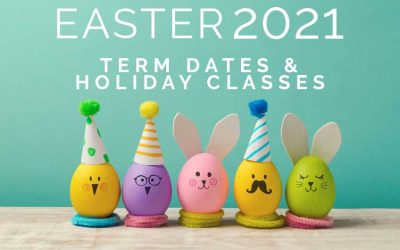 Easter 2021 Term Dates and Holiday Classes