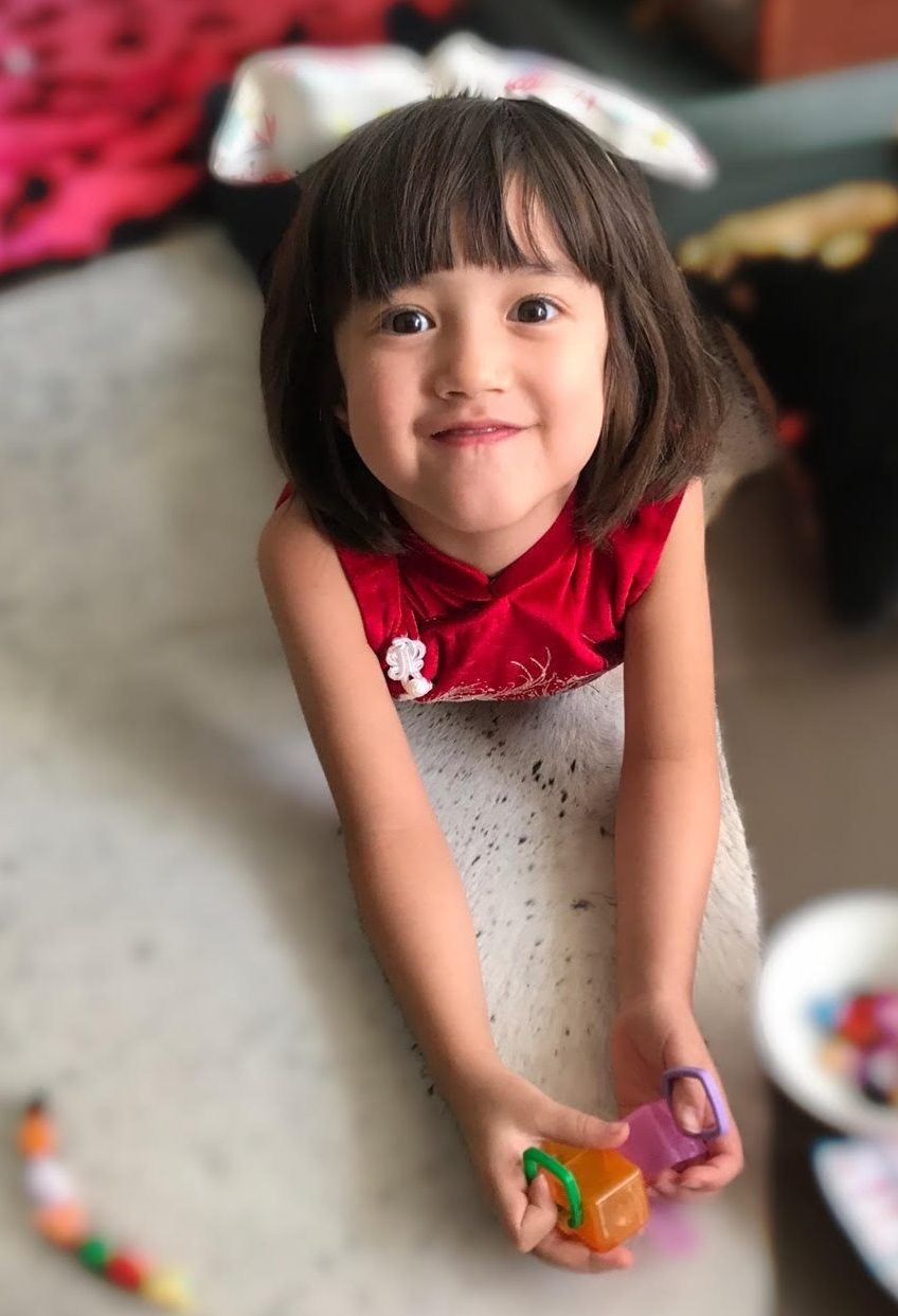 Clio's favourite mandarin class for kids